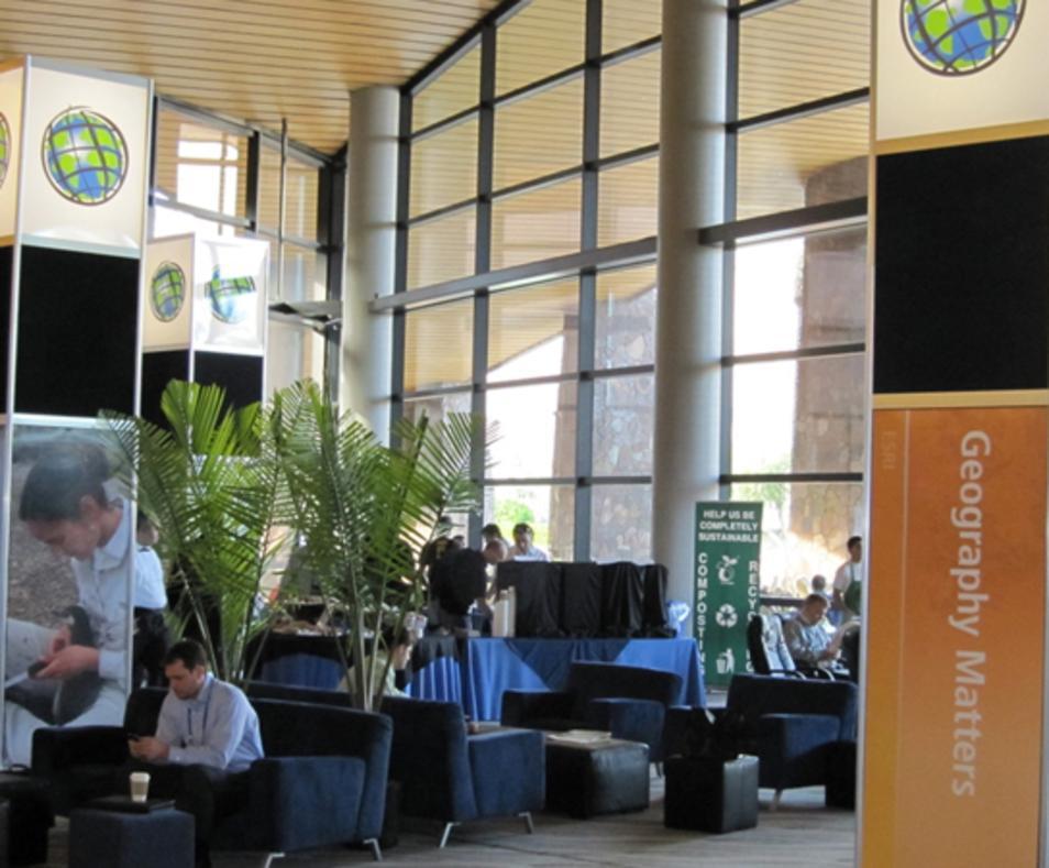 Blaine Convention Services