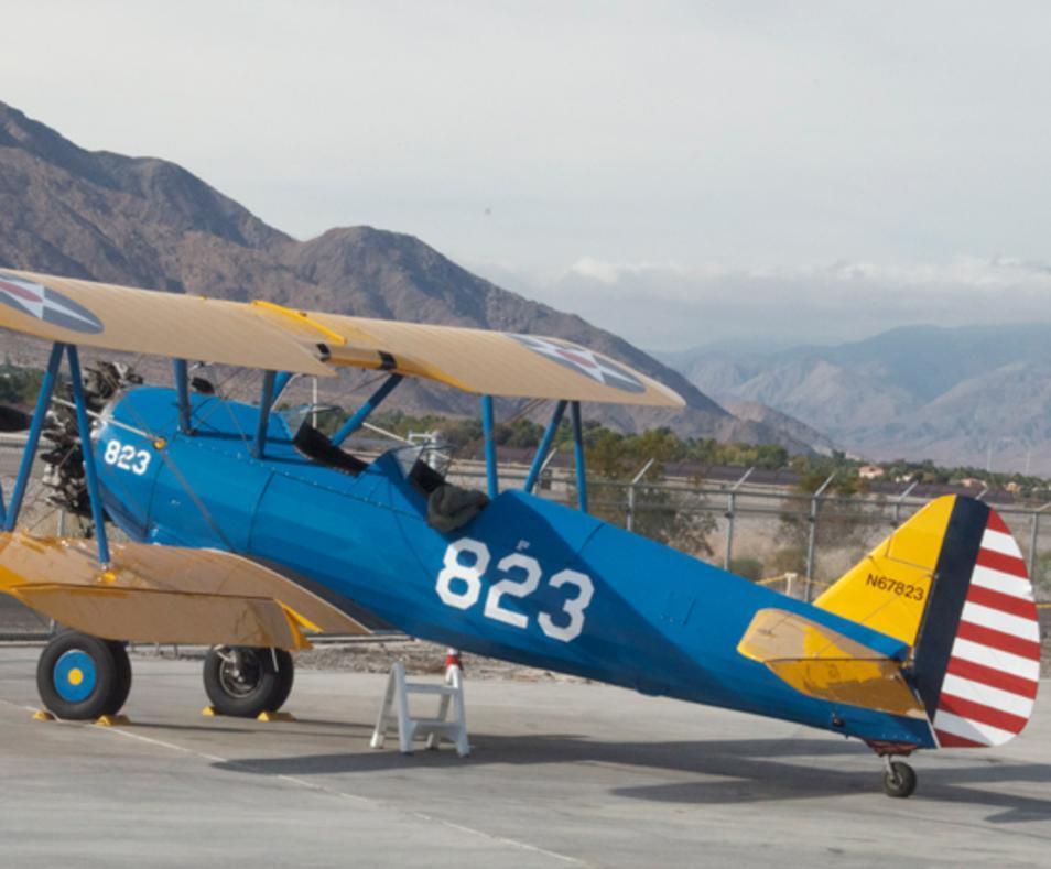 Palm Springs Plane Rides