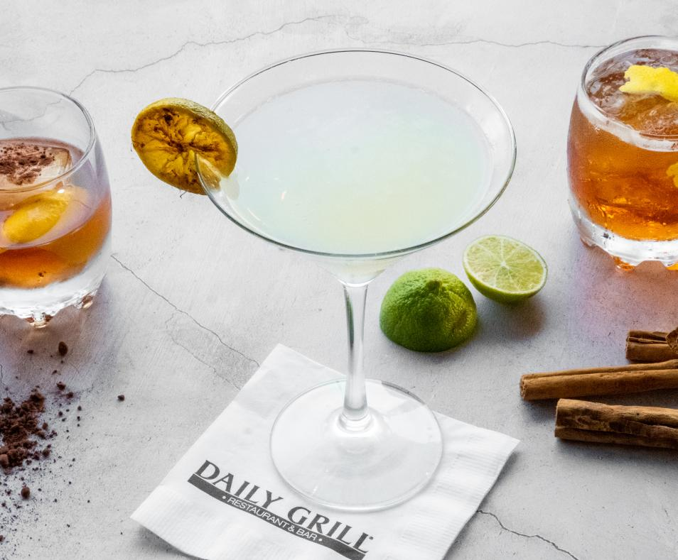 Daily Grill Cocktails