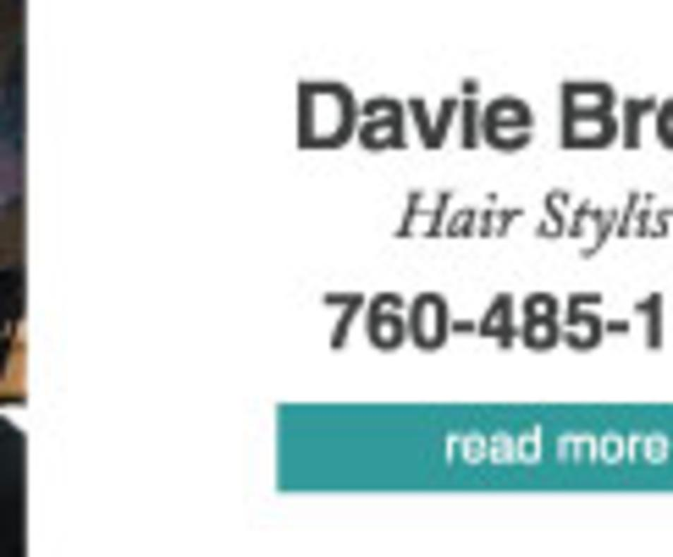Hair by Davie