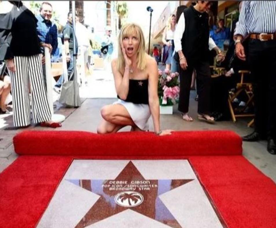 Debbie Gibson star