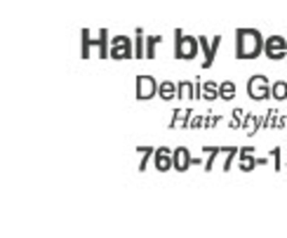 Hair by Denise