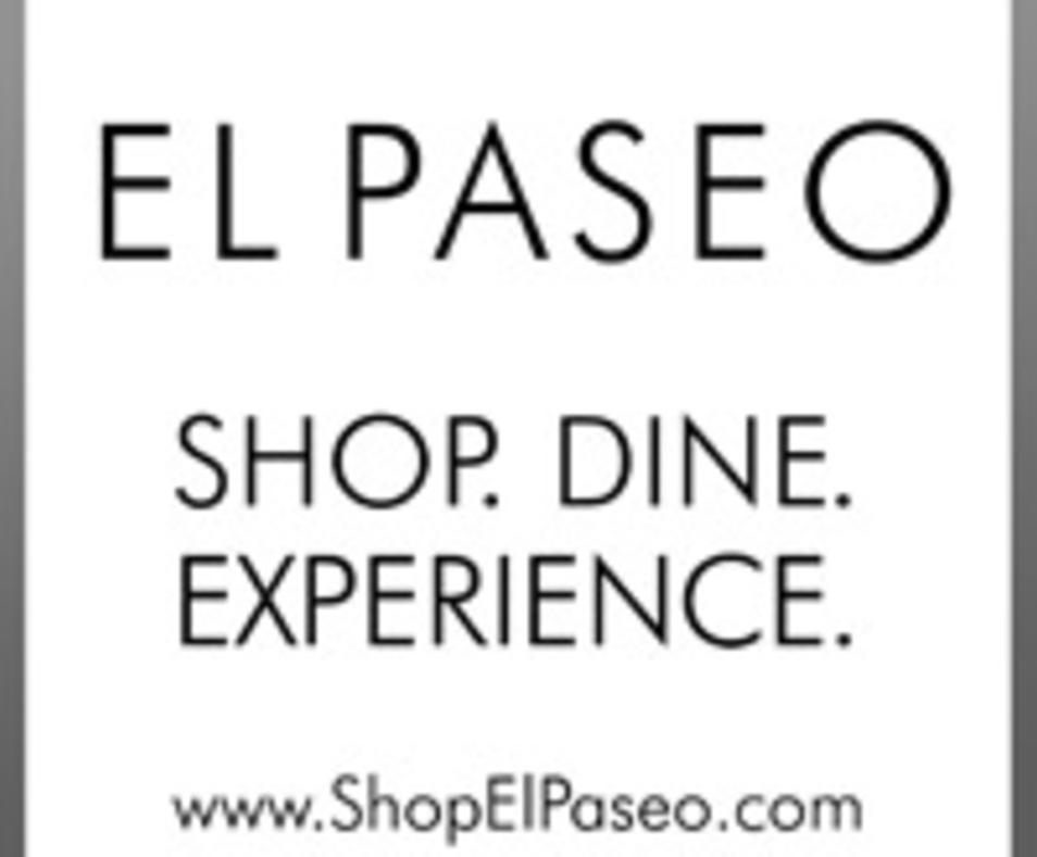 El Paseo Shopping Avenue