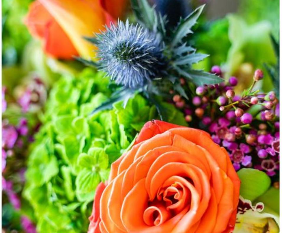 Flower Mart 1
