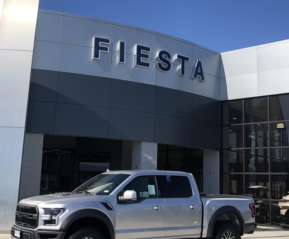 Fiesta Ford 1