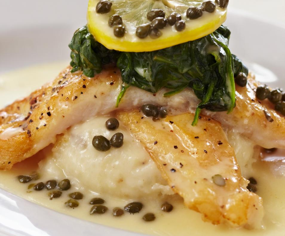 Fillet of Pacific Sole