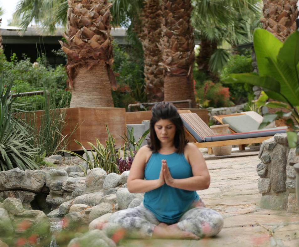 Namaste with Shay- Shay Moraga ERYT500