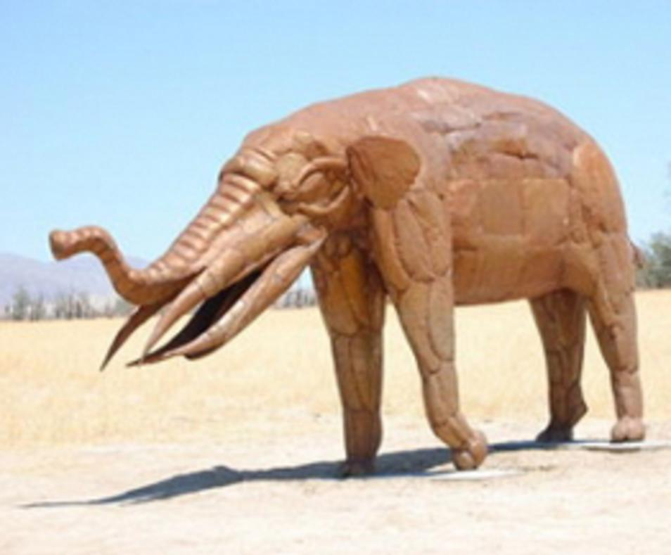 Gomphotheriums