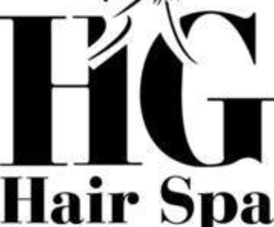 HG Hair Spa logo