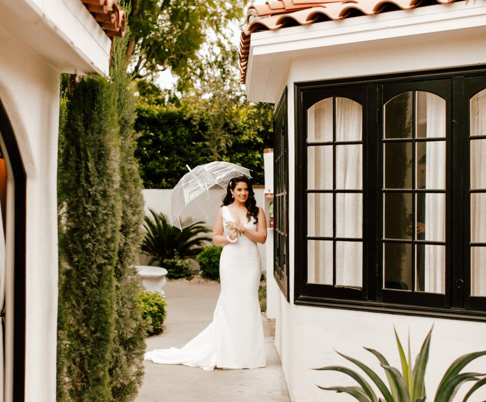 Here Comes the Bride by Alexandria Monette Photography