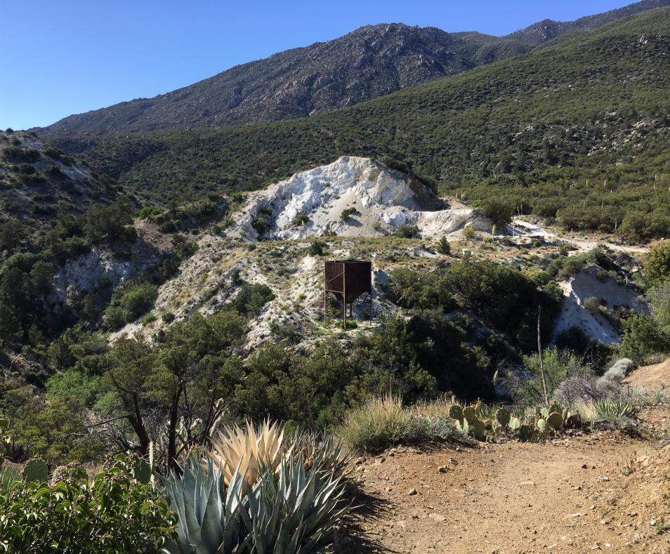 Cactus Spring to Horsethief Creek