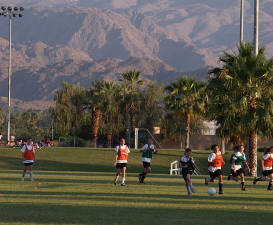 Hovley Soccer Park