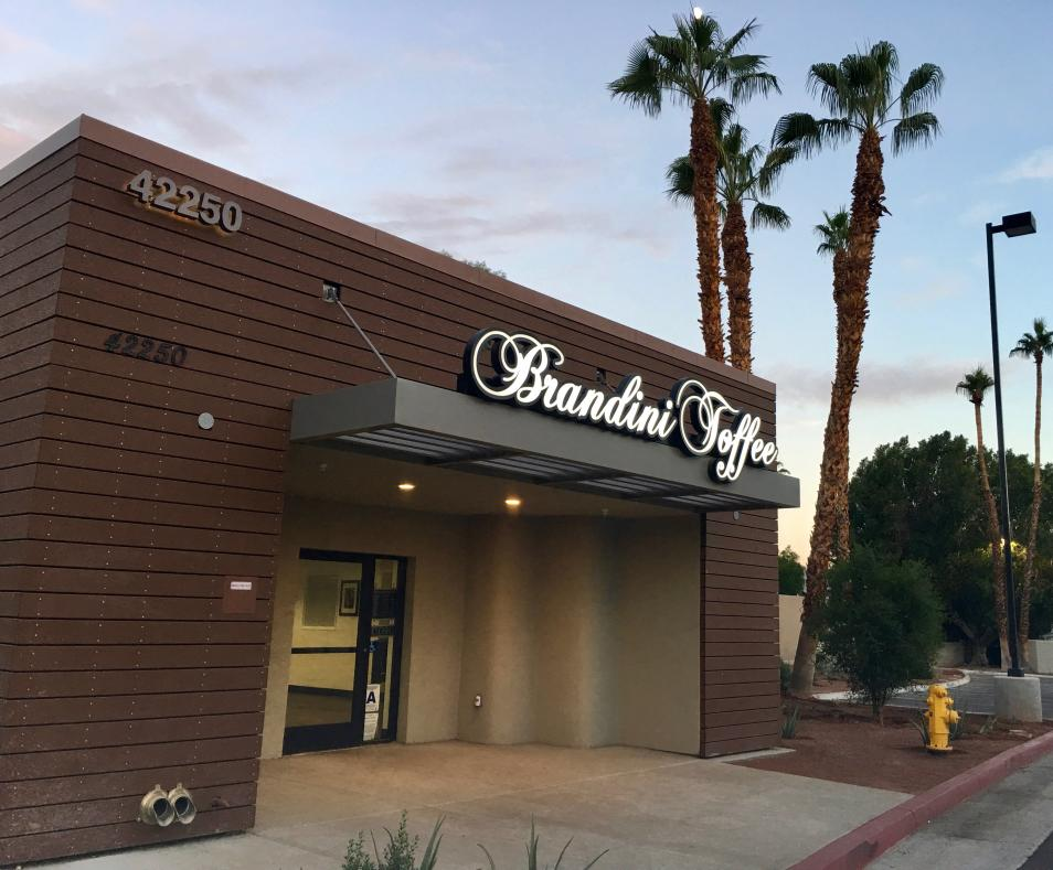 Brandini Toffee-Rancho Mirage