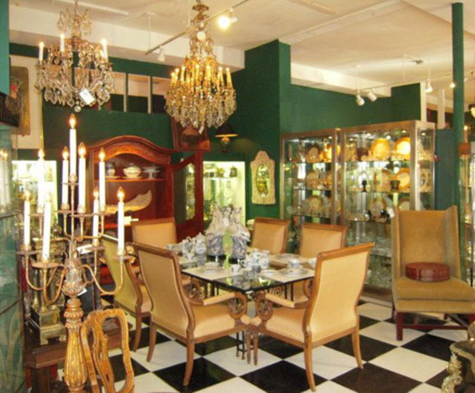Antiques and Fine Consignments