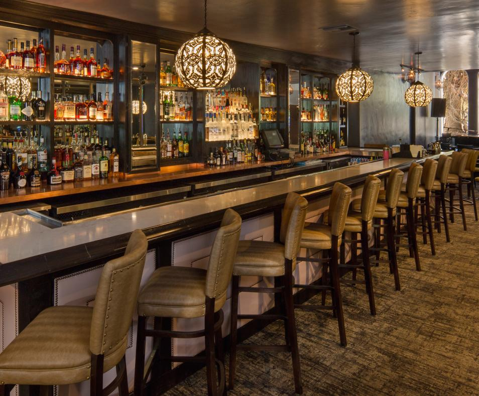 Melvyn's bar