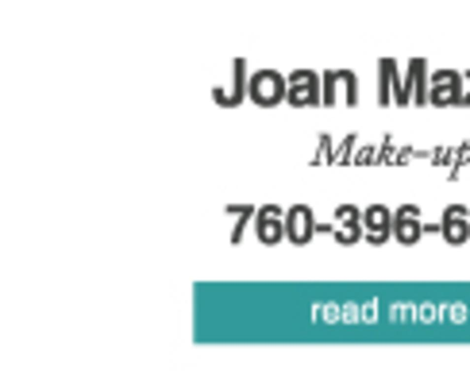 Joan Mazzei biz card