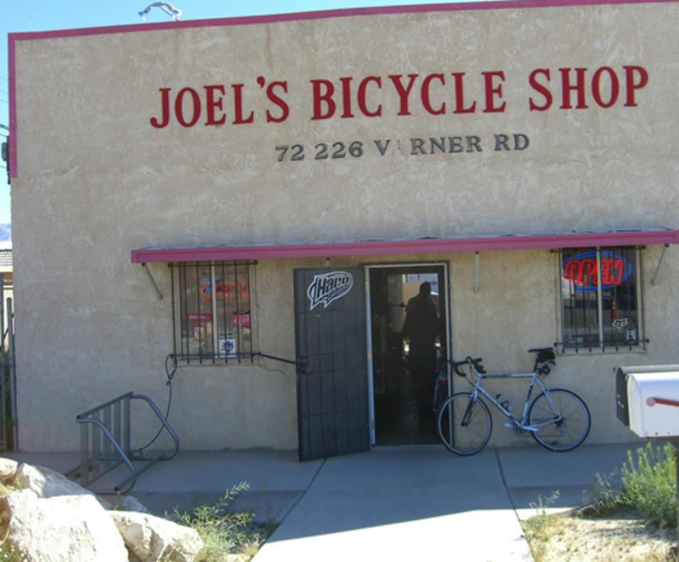 Joel's Bike Shop