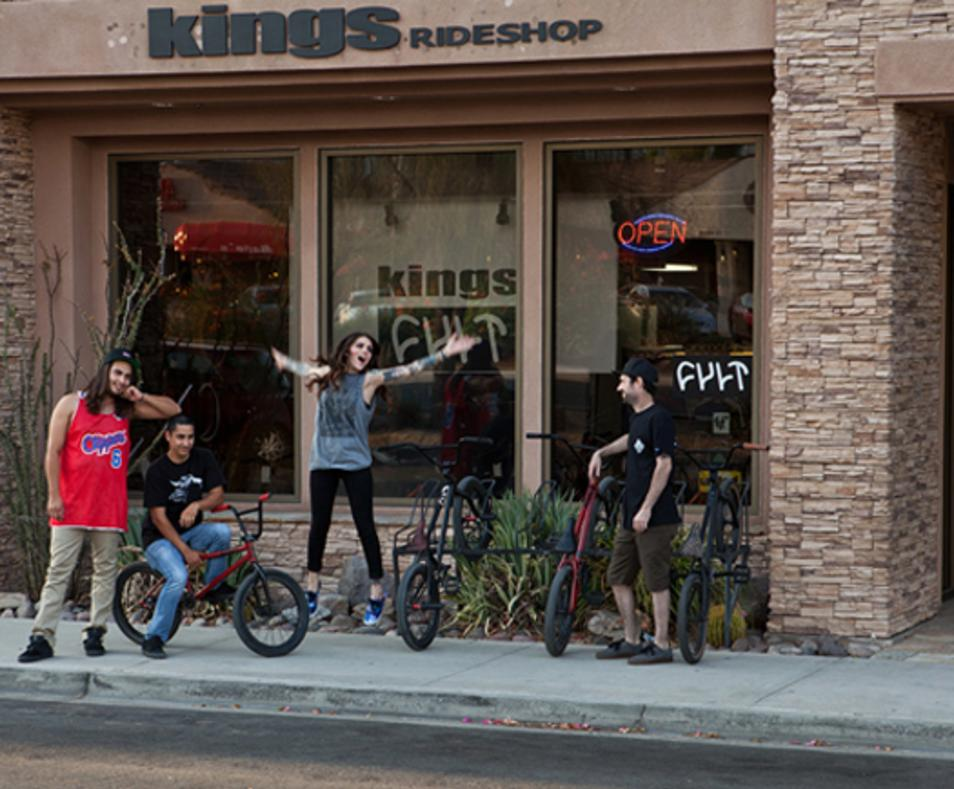 King's Rideshop