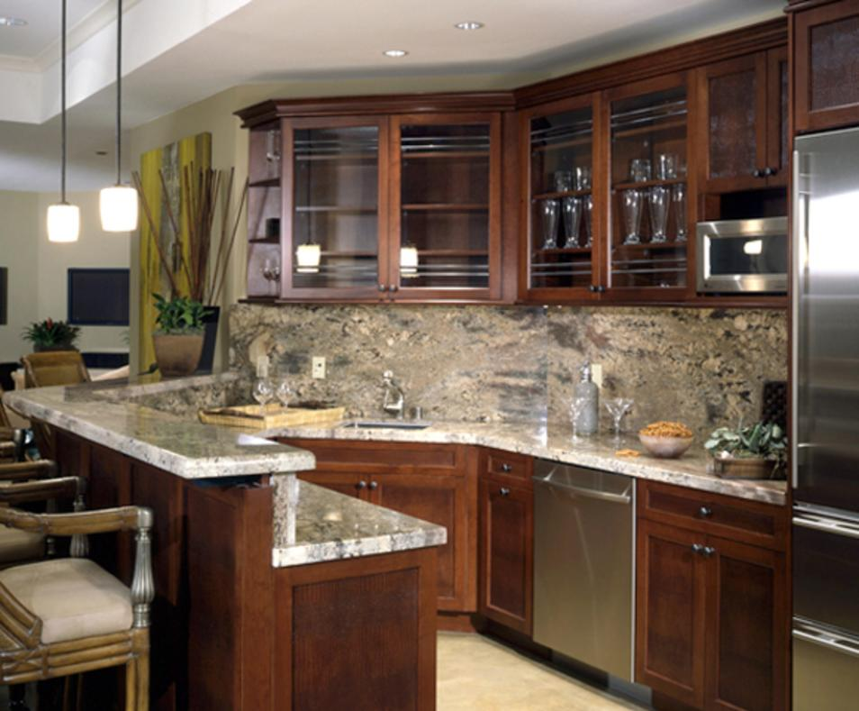 Kitchen, Bath and Closets
