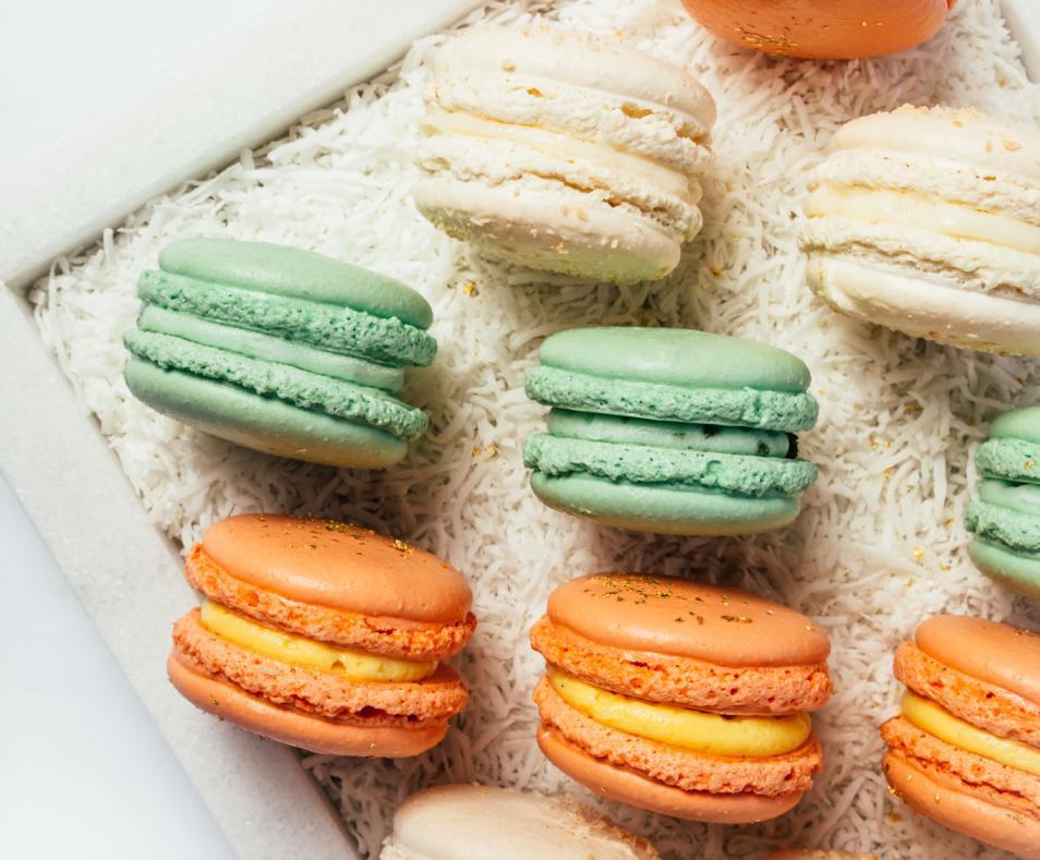 Spago pastries