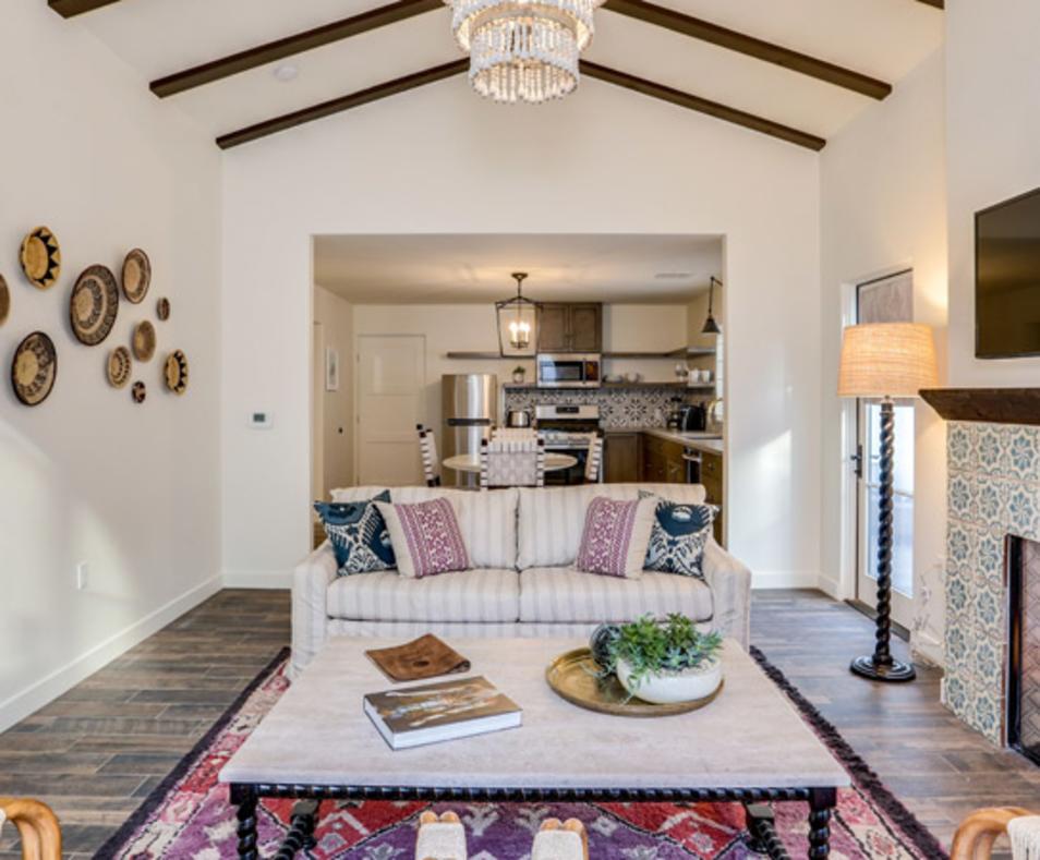 La Serena Villas Living Room