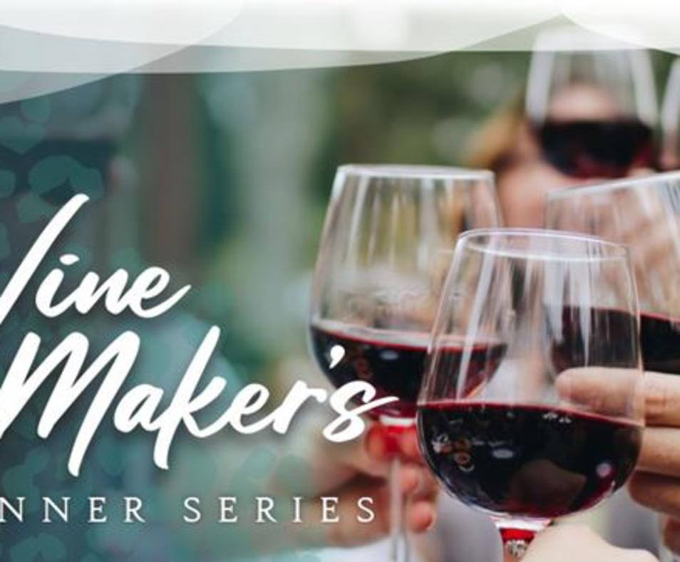 Winemaker's Dinner series