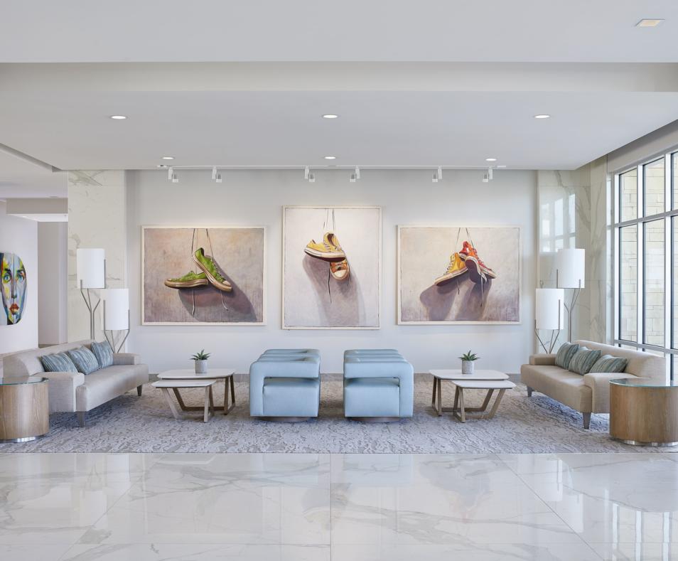 Lobby - Hotel Paseo
