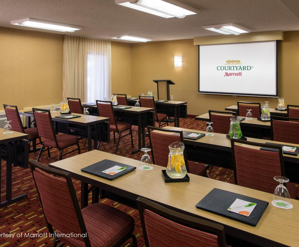 Courtyard by Marriott PS Meeting Room