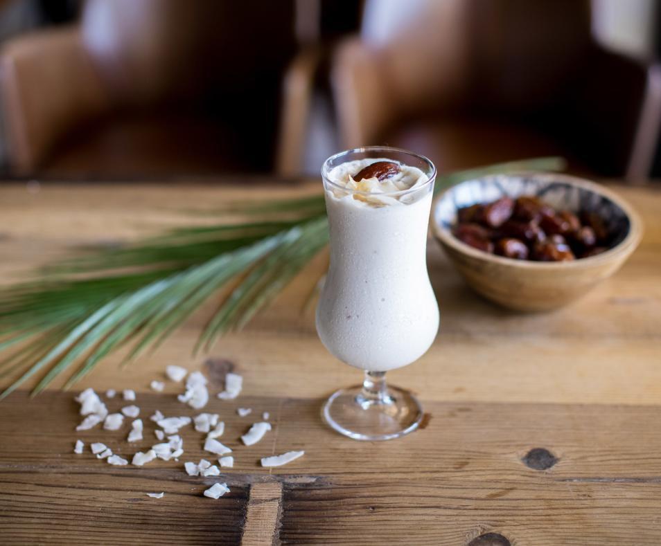 Citrus & Palm shake