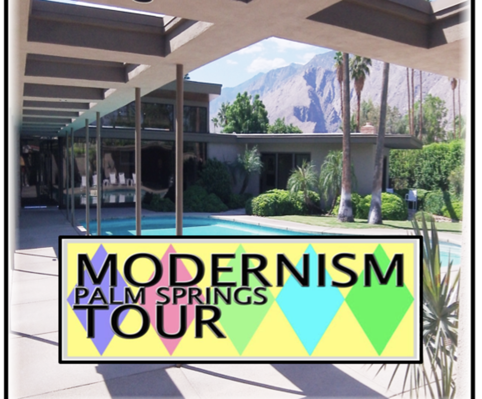 Five Star Adventures Tours / Modernism Tour of Palm Springs