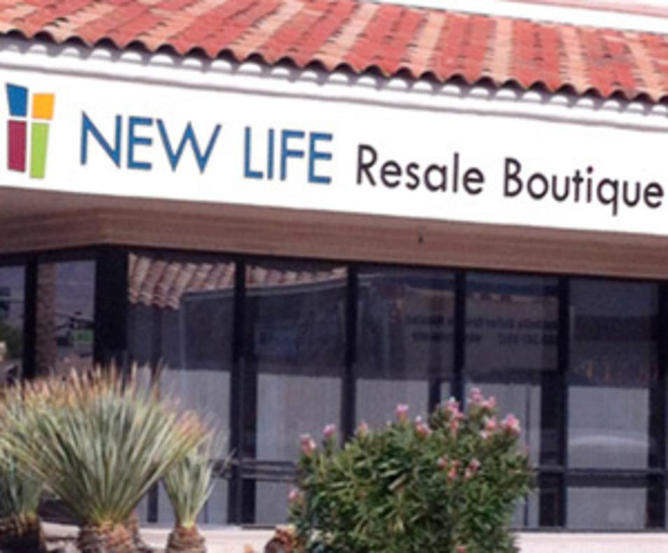 New Life Resale Boutique