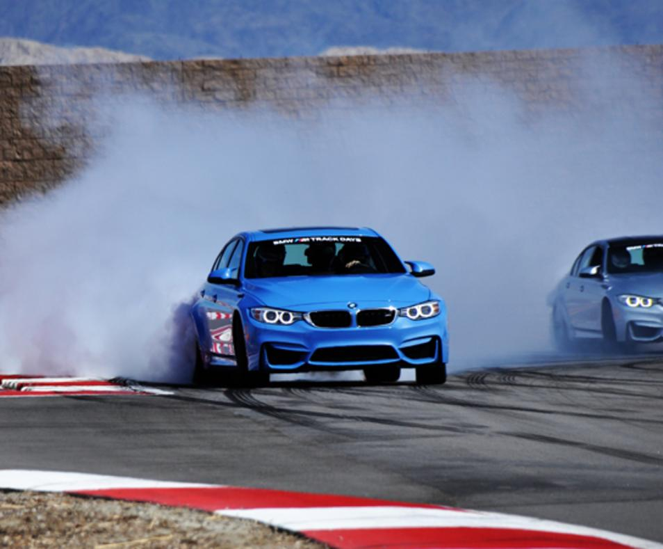 Bmw Palm Springs >> Bmw Performance Center West At The Thermal Club