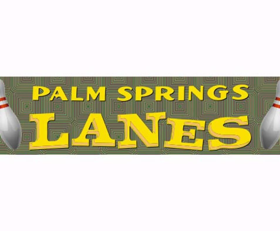 Palm Springs Lanes