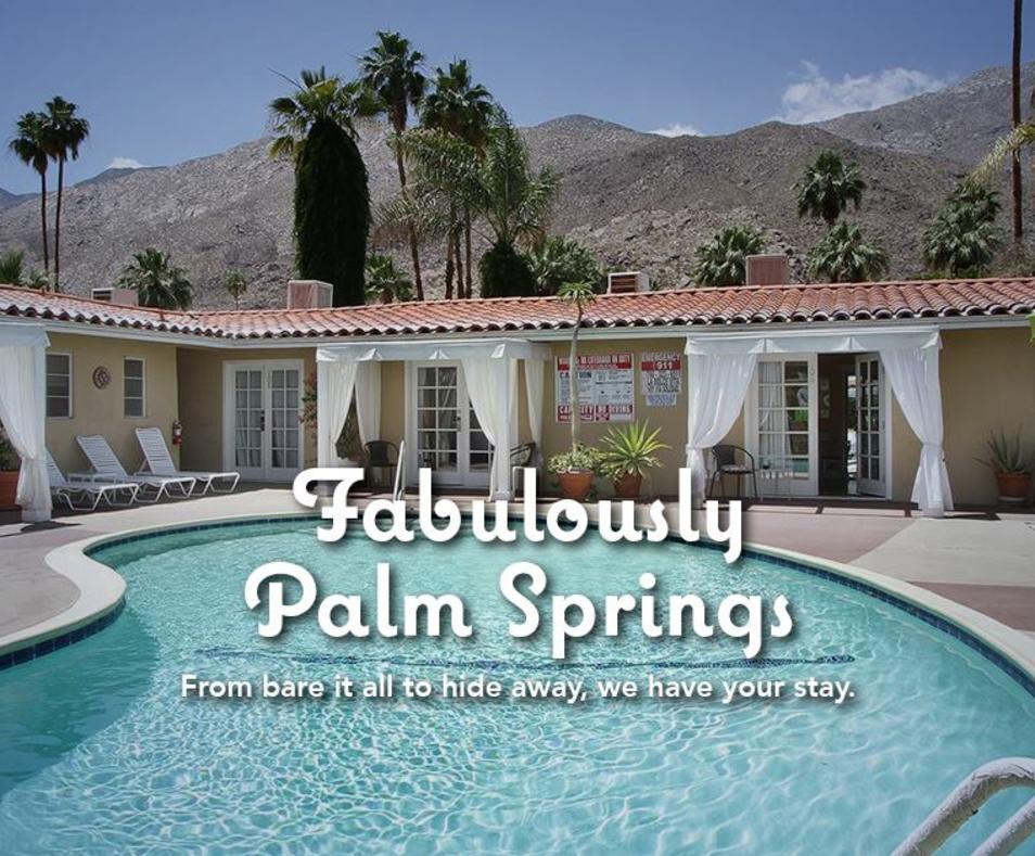 Palm Springs Preferred Small Hotels