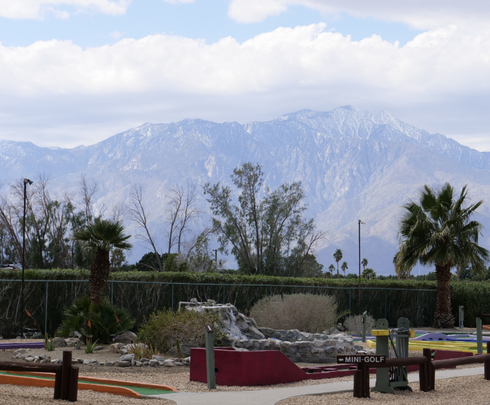 Palm Springs KOA image