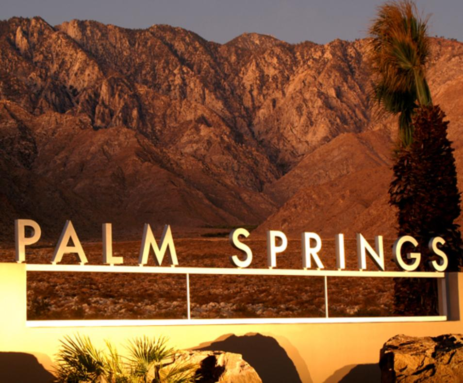 Palm Springs Bureau of Tourism