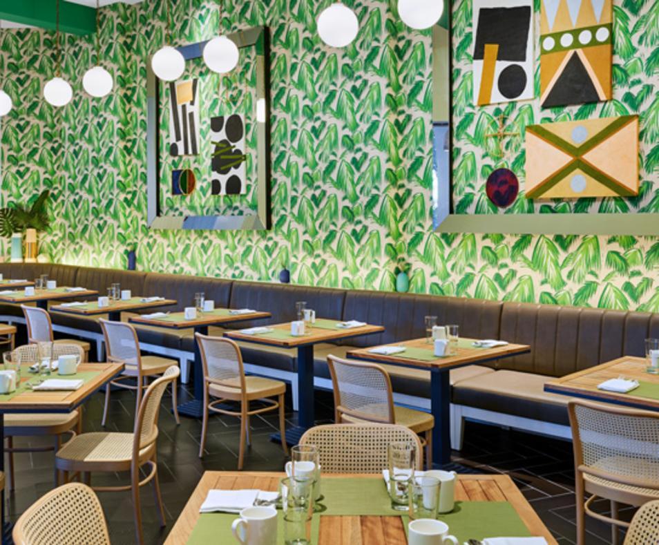Cafe Palmetto