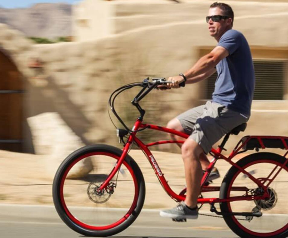 Pedego Electric Bikes / Palm Springs