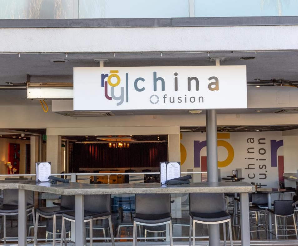Roly China Fusion