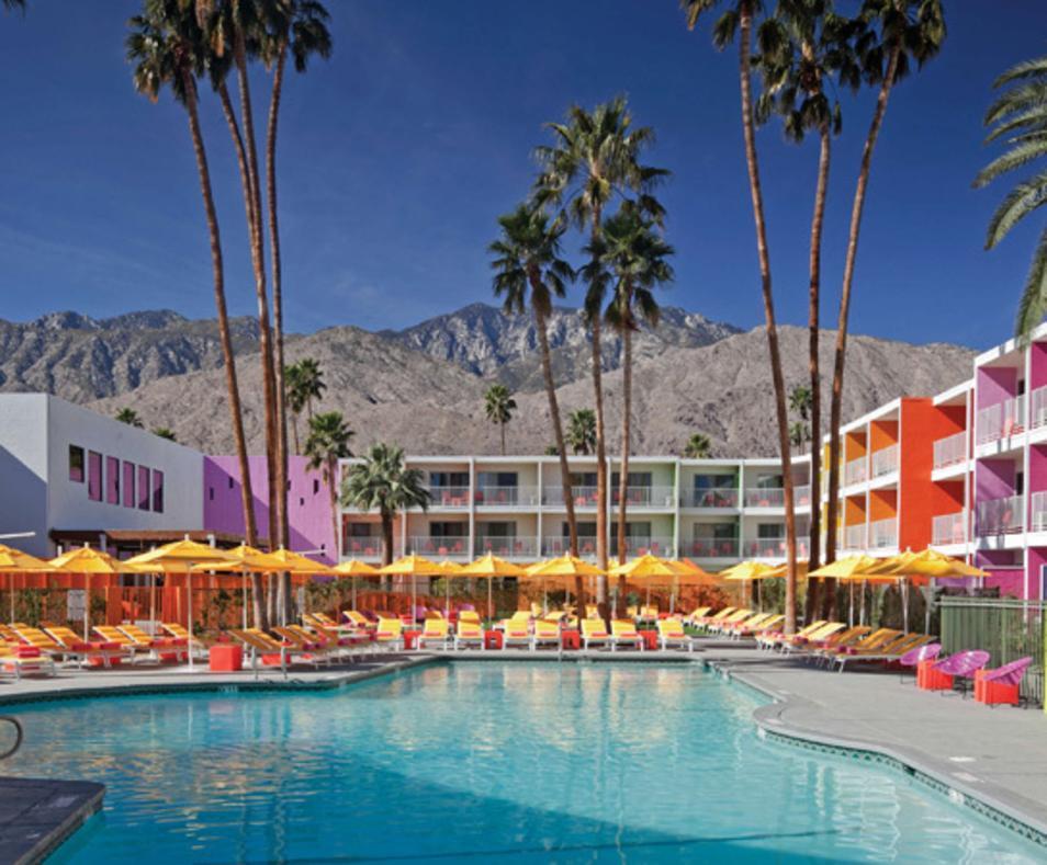 The Saguaro Hotel