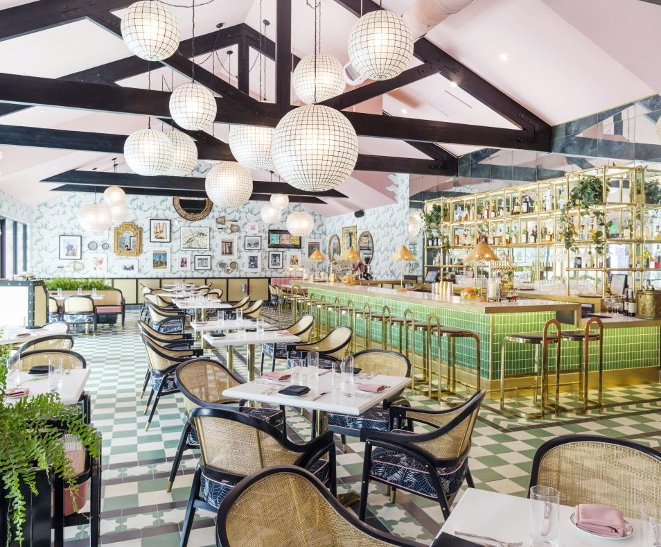 The Pink Cabana Restaurant