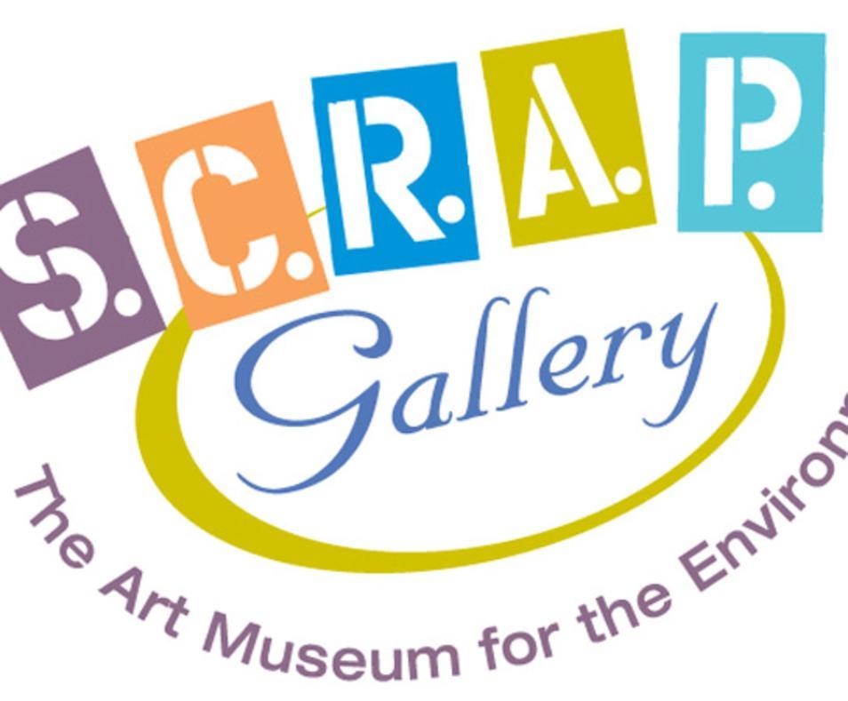 S.C.R.A.P. Gallery Logo