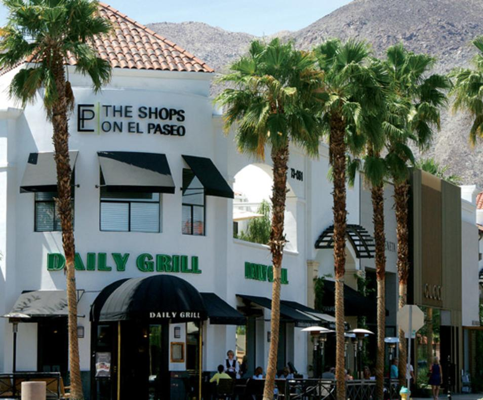 Shops on El Paseo Daily Grill