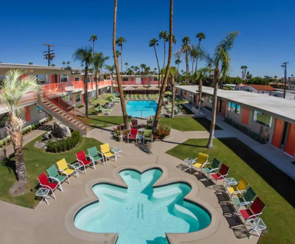 Skylark Hotel Palm Springs