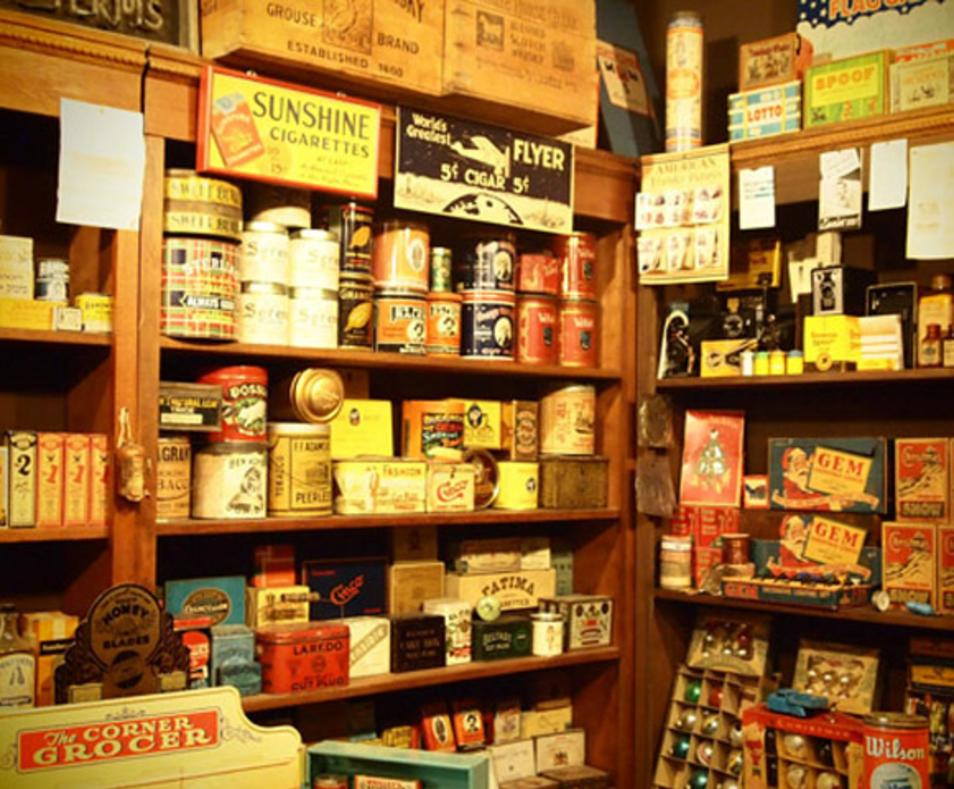 Ruddys 1930s General Store Museum