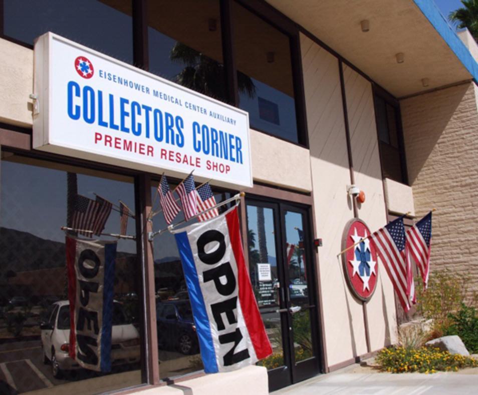 Collector's Corner