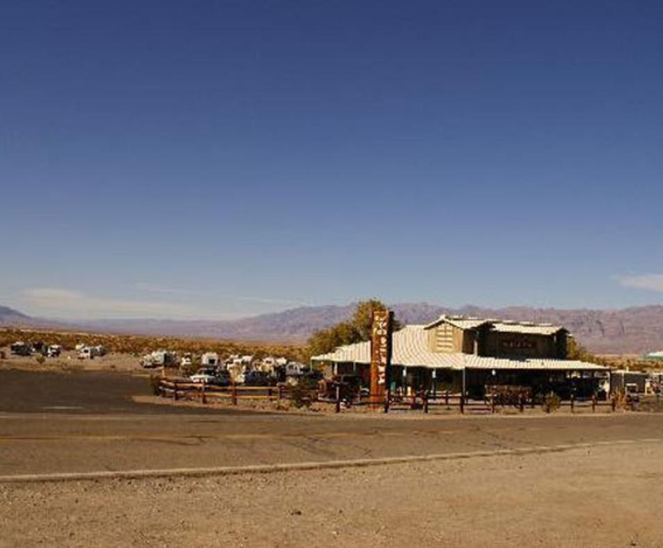 Stovepipe Wells Village RV Park