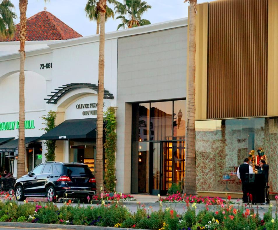 The Shops On El Paseo 2