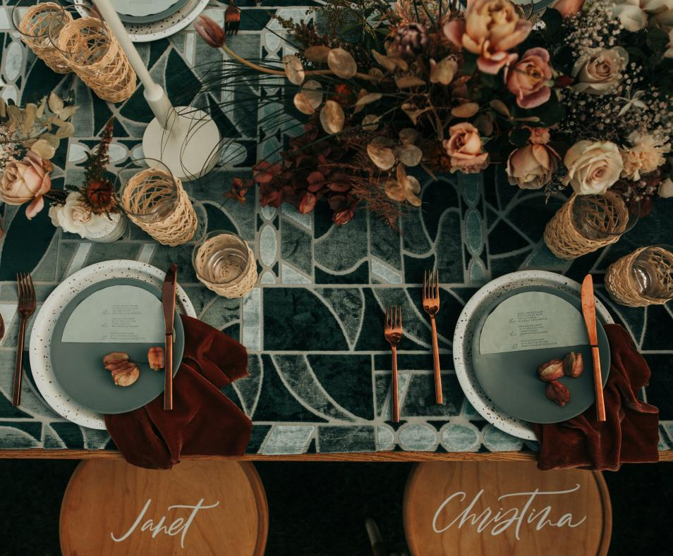 Tablescape by Annamae Photo