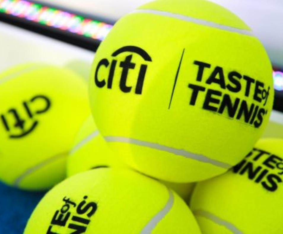 Citi Taste of Tennis 1